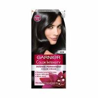 Garnier Color Intensity Hair Coloring Intense Black 1.0 60ML