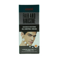 Emami Fair And Handsome Advanced Whitening Oil Control Cream 50G