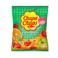 Chupa Chups Bag Fruit 130GR