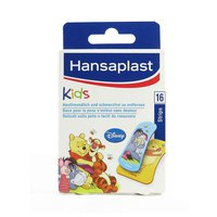 Hansaplast Plasters Junior Kids Cars 16 Pieces