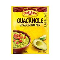 Old El Paso Taco Seasoning Guacamole 28GR