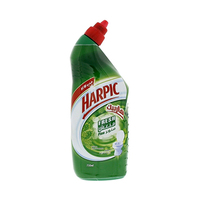 Harpic Liquid Toilet Cleaner Pine 750ML Twin Pack 25% Off