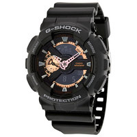 Casio G-Shock Men's Analog/Digital Watch GA-110RG-1A