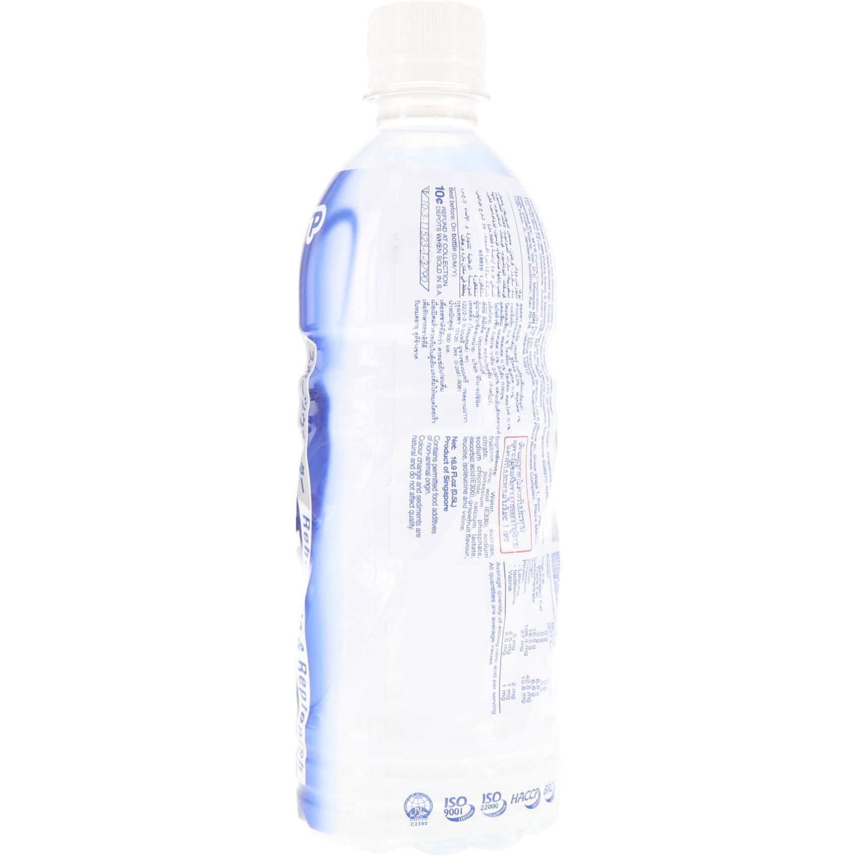 POKKA SPORT WATER PET 500ML