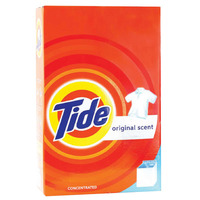 Tide Laundry Powder Detergent Original Scent 2.5kg