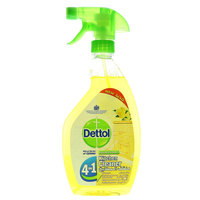 Dettol Disinfectant Kitchen Spray Cleaner Orange 500ml