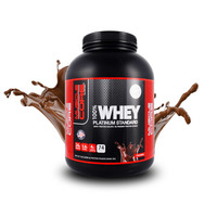 Muscle Core 100% Whey Platinum Standard Chocolate Powder Drink Mix 2265g