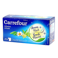 Carrefour Good Night Herbal Infusion Tea 25's
