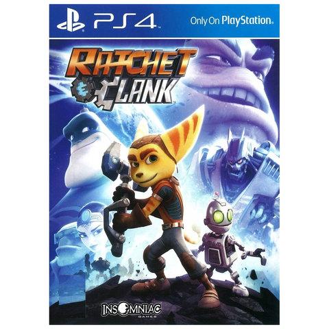 Sony-PS4-Ratchet&Clank