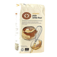 Doves Farm Organic Plain White Flour 1.kg