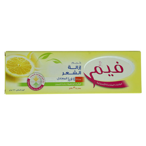 Fem-Oily-Skin-Hair-Removal-Cream-With-Lotion-120G
