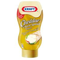 Kraft Original Squeeze Cream Cheese Spread 440g