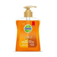 Dettol Liquid Hand Soap Dharma Gold 200ML