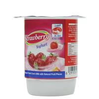 Al Ain Strawberry Yoghurt 125g