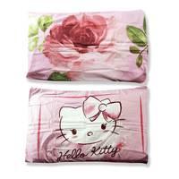 Hello Kitty Pillow Case Pair 76X51cm