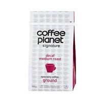 Coffee planet Decaf 250GR
