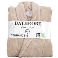 Tendance's Bathrobe Xlarge D.Beige