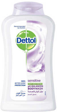 Dettol Antibacterial Sensitive Body Wash 250 ml