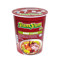 Yumyum Beef Noodles Cup 70GR