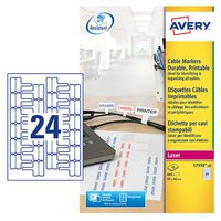 Avery Cable Marker L7950-20