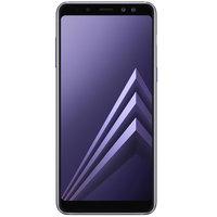 Samsung A8+ 2018 Dual Sim 4G 64GB Orchid gray
