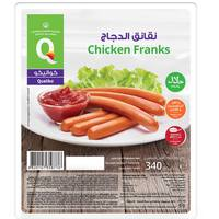 Qualiko Chicken Franks 340g