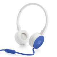 إتش بي سماعات رأس H2800 ستيريو لون أزرق