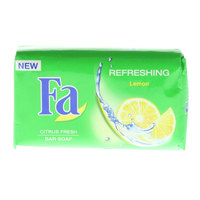 Fa Refreshing Lemon Citrus Fresh Bar Soap 125g