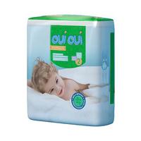 Oui Oui Diapers 3-6 Kilo 62 Sheets