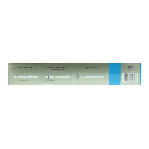 Dunhill-Switch-Silver-Blue-200/20-Cigarettes(Forbidden-Under-18-Years-Old)