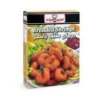 Al Kabeer Breaded Shrimp 250 g