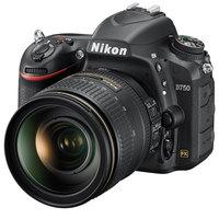 Nikon SLR Camera D750 + Lens 24-120 F/4G ED V