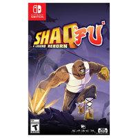 Nintendo Switch Shaq Fu
