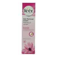 Veet Lotus Milk & Jasmine Fragrance Hair Removal Cream For Normal Skin 200g