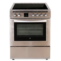 Hoover 60X60 Cm Electric Cooker 4Ceramic Zone