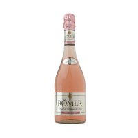 Romer Rose Sparkling Rose Wine 75CL