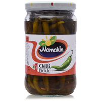 Namakin Hot Chilli Pickle 1.1kg