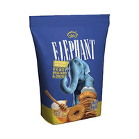 Elephant Pretzels Honey & Onion 70GR