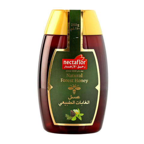 Nectaflor-Natural-Forest-Honey-Sqz-250g
