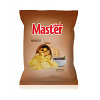MASTER CHIPS BARBEQUE 40G