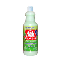 Flash Bowl Disinfectant Green 1L