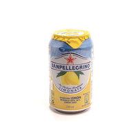 سان بيللغرينو عصير بنكهة الليمون فوار 330 مل