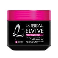 L'Oreal Elvive Arginine Resist 3 Pieces Styling Hair Cream 200ml