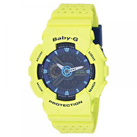Casio Baby G Women's Analog/Digital Watch BA-110PP-3A