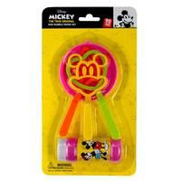 Disney Mickey Mouse 90 Th Mini bubble Wand Set