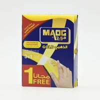 Maog Gold Sponge 3 + 1 Free