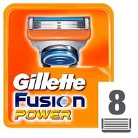 Gillette fusion power blades 8 pieces