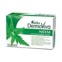 Vatika Dermoviva Soap Anti Bacterial 75GR