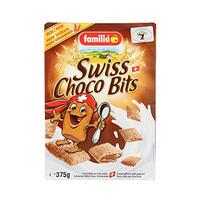 Familia Swiss Chocolate Bits 375GR