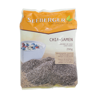 Seeberger Chia Seeds 250g